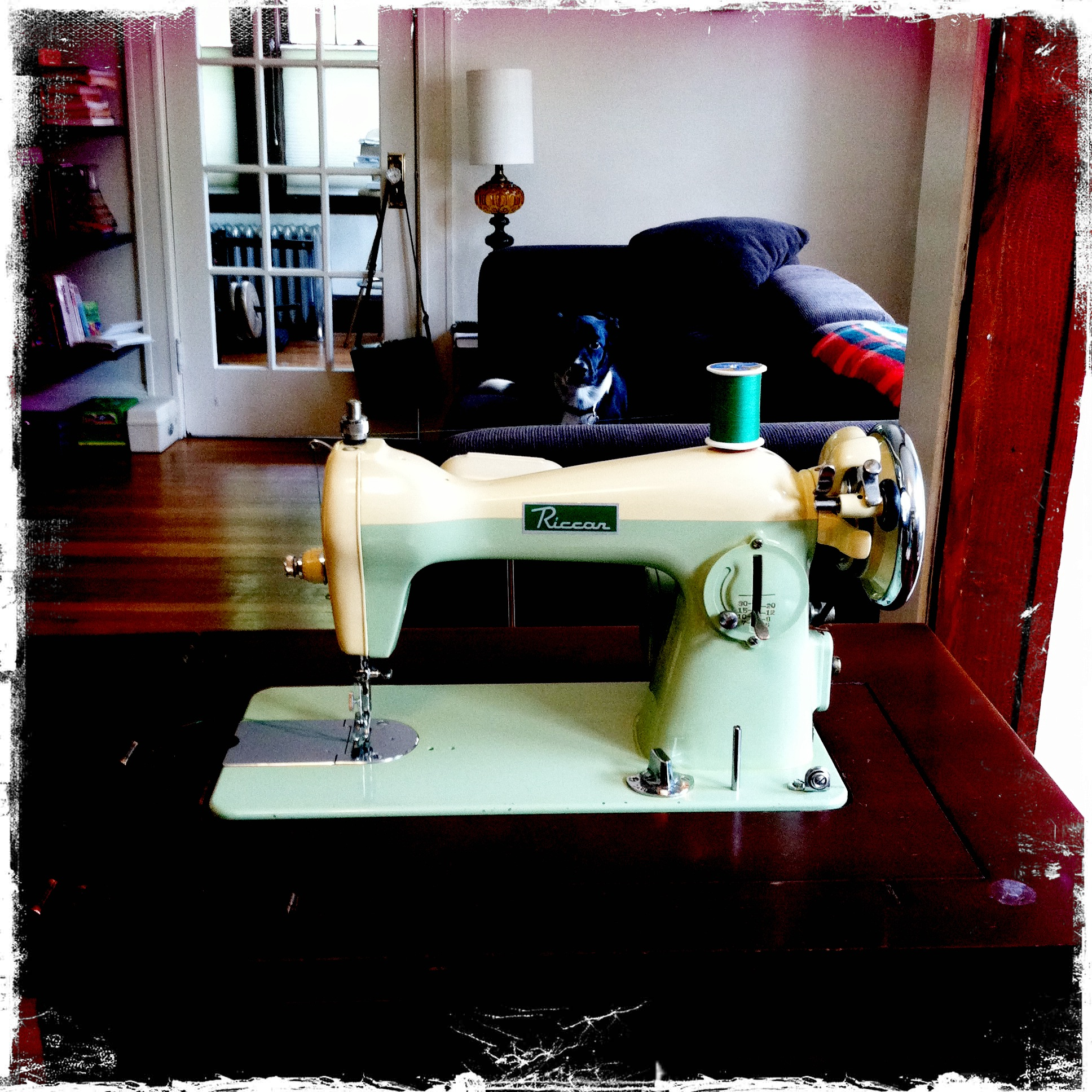 Zen and the art of sewing machine maintenance | threadsquare